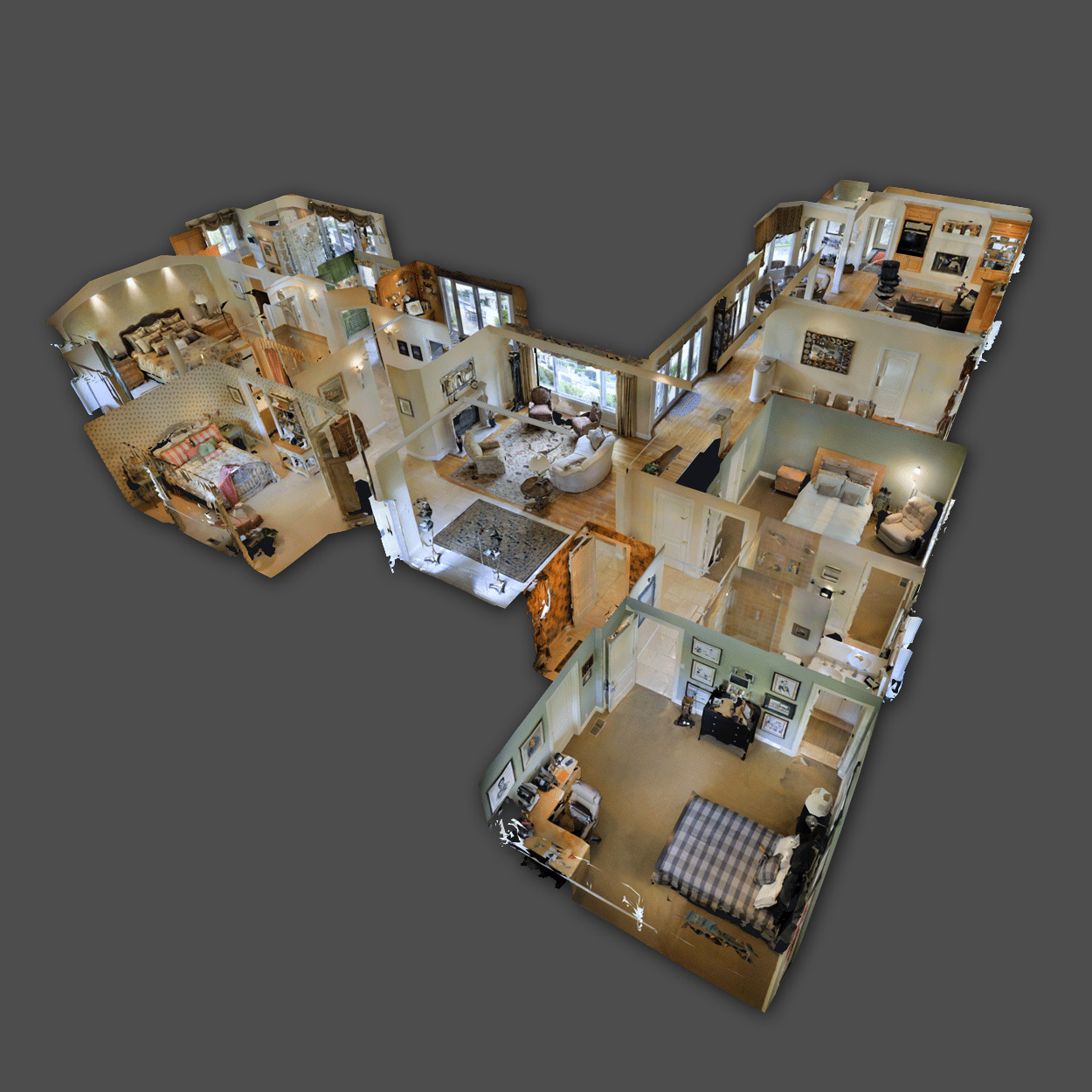 3D Layout View